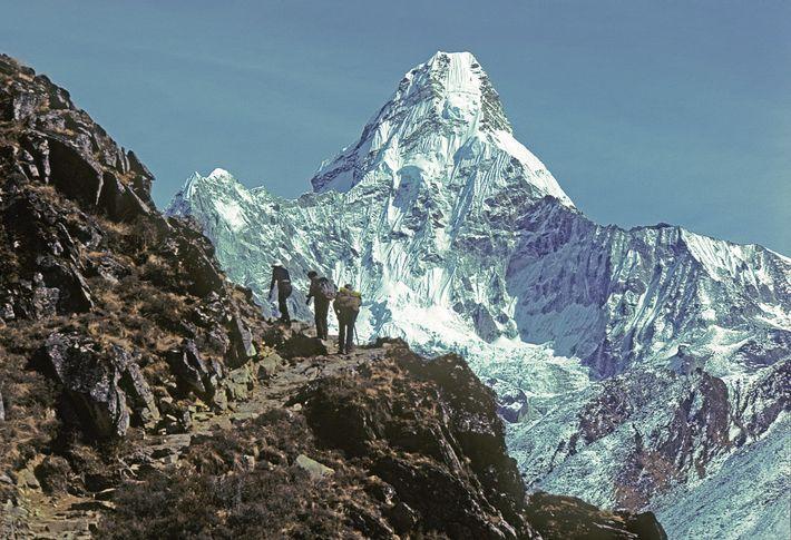 Escalada Everest