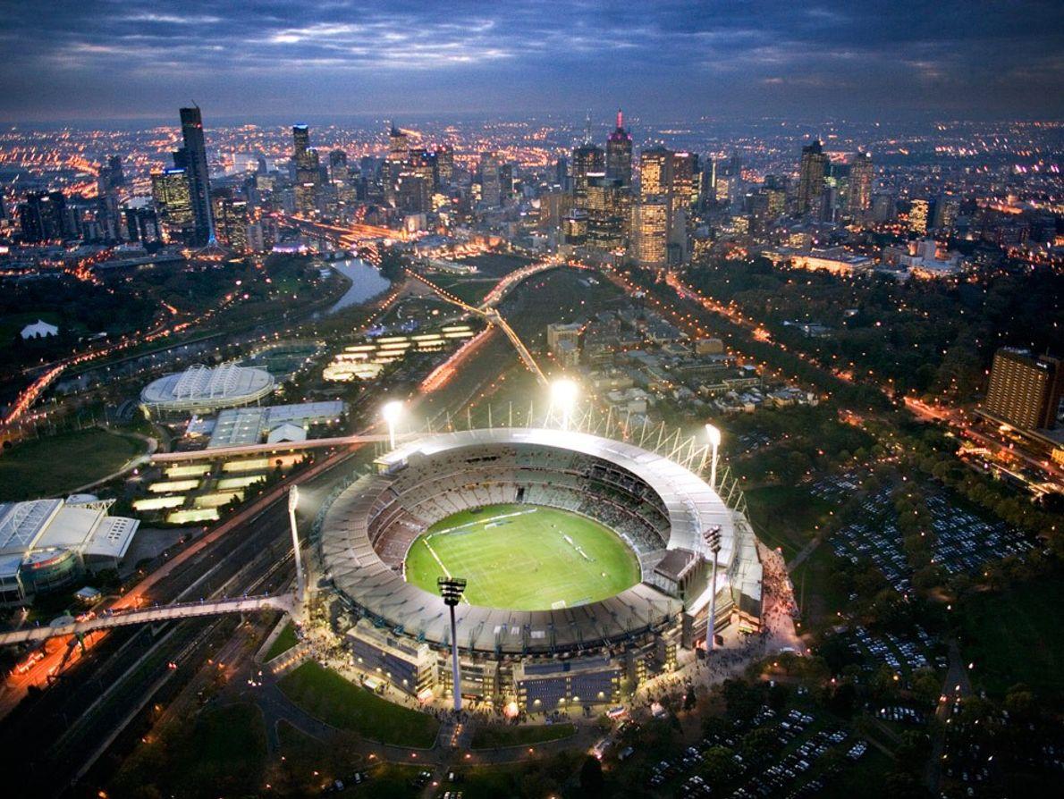 Estádio de críquete de Melbourne