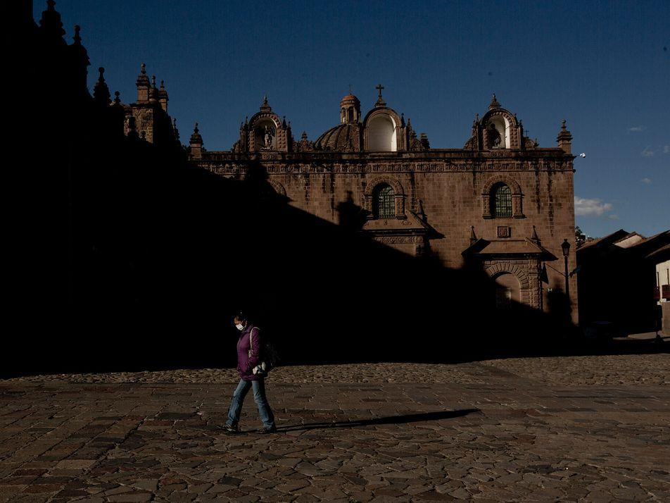 O Colapso do Turismo é Problemático Para Machu Picchu