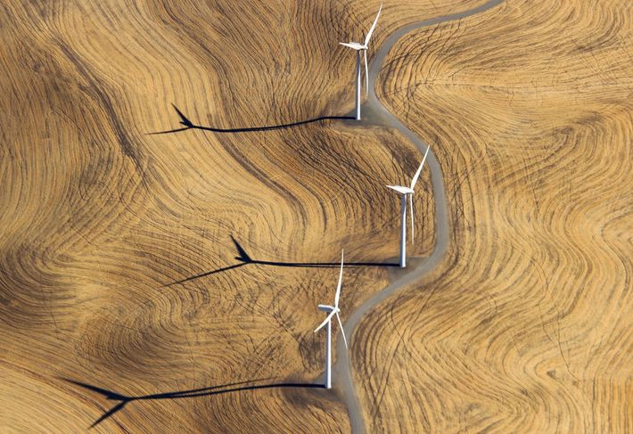 Turbinas na Califórnia