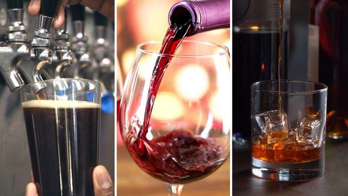 Factos sobre o Álcool