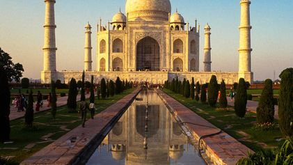Este Túmulo Colossal é um Monumento Duradouro ao Amor