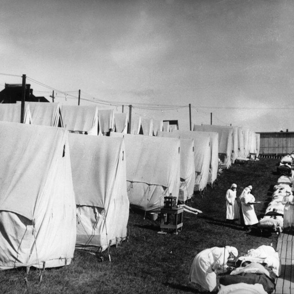 Pandemias históricas cujo número de mortes foi ultrapassado pela COVID-19