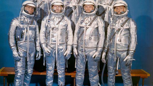 Rumo ao 'Novo Oceano': Imagens Cativantes do Primeiro Programa Espacial Americano