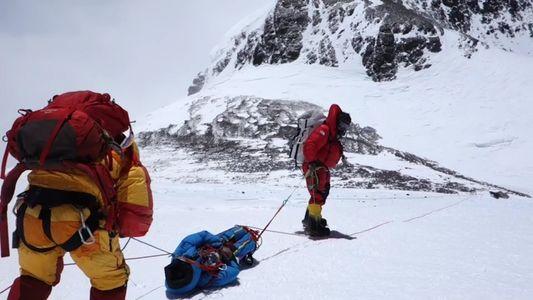 Um Resgate de Risco no Evereste