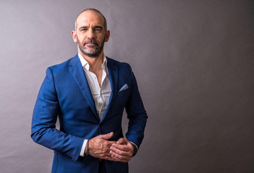 João Moleira apresenta o National Geographic Summit 2019, na Casa da Música, dia 29 de abril