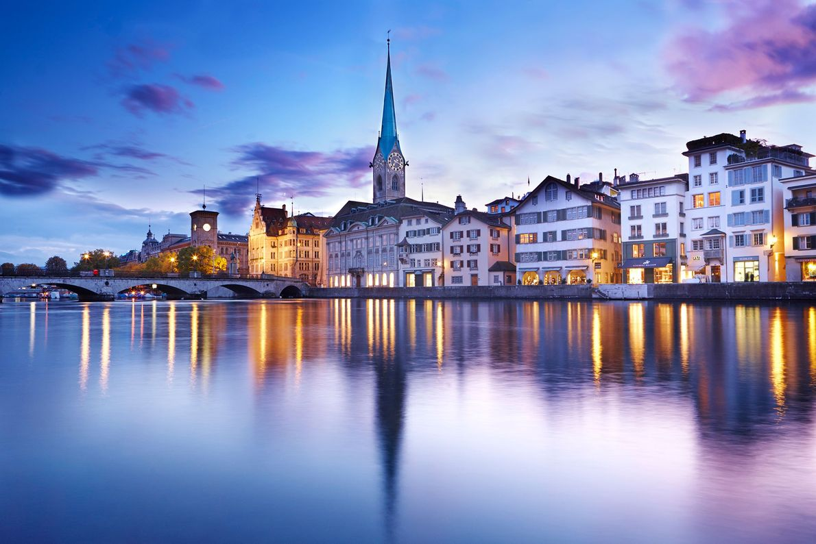 6. Suíça