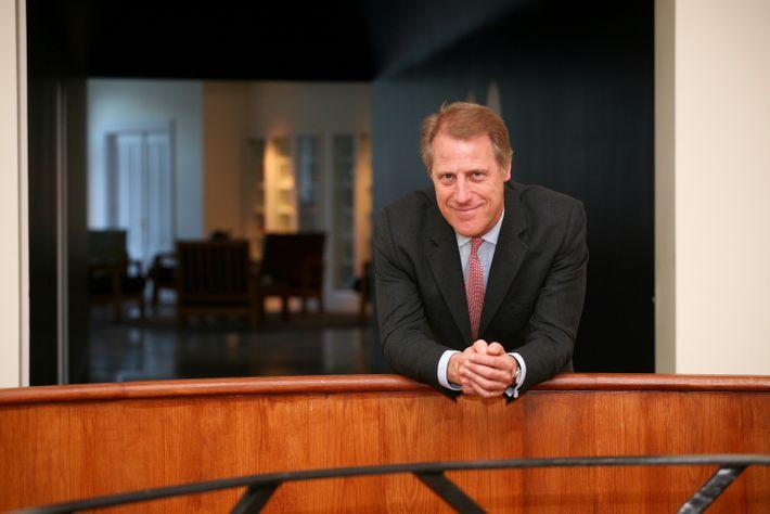 Adrian Bridge, diretor-geral da Taylor's e líder do Porto Protocol