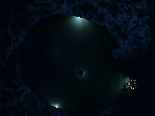 Há um mundo alienígena debaixo de nós
