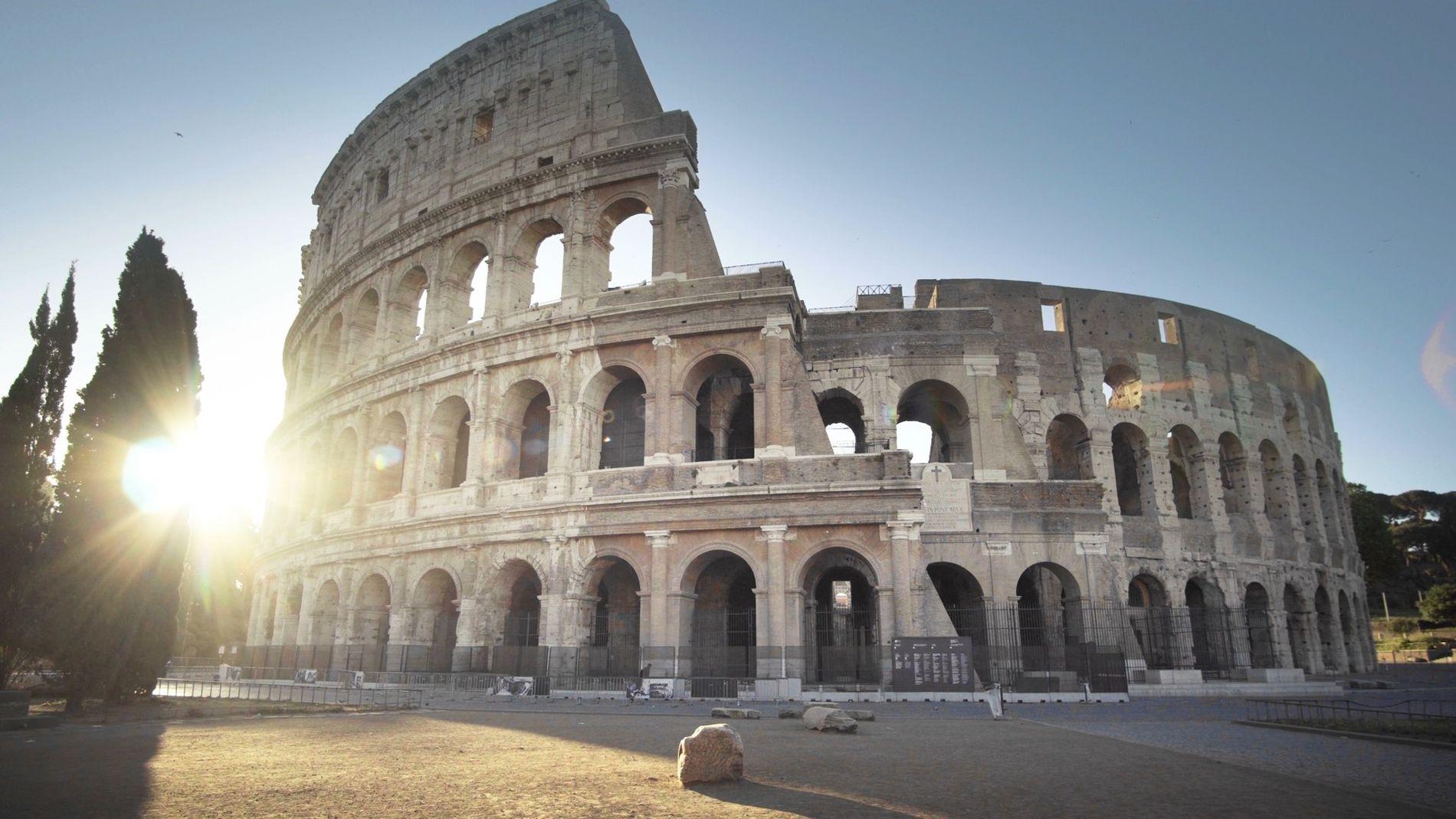 Factos sobre Roma Antiga