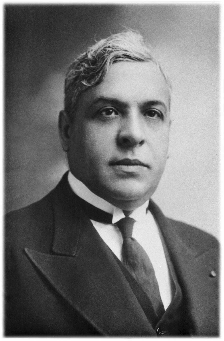 O cônsul Aristides de Sousa Mendes, em 1940.