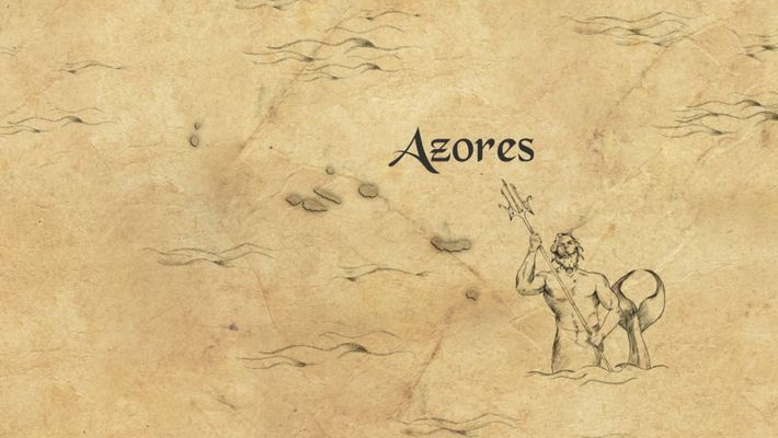 Azores was discoverd by Atlantis
