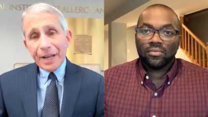 Vídeo Exclusivo: Anthony Fauci Afasta Rumores da COVID-19 e Defende Mudança