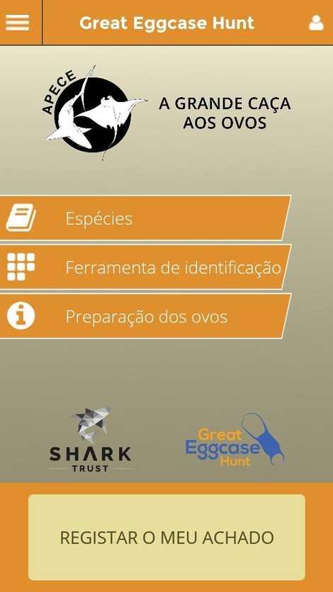 """Aplicação """"A Grande Caça aos Ovos"""" disponível para Android e iOS."""