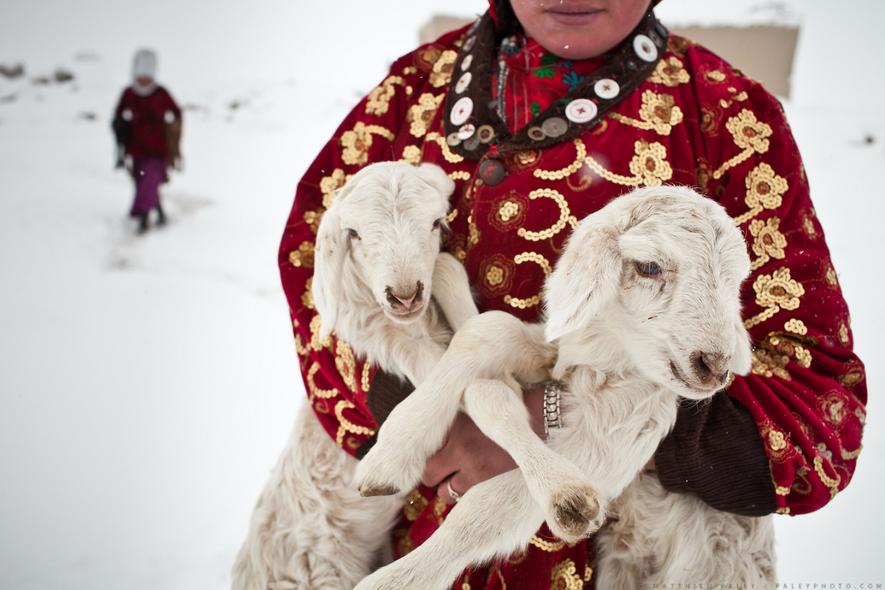 As fotografias de Matthieu Paley ilustraram um artigo da revista da National Geographic intitulado 'Um Local ...