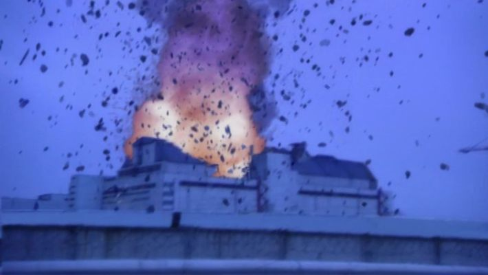 O desastre nuclear de Chernobil