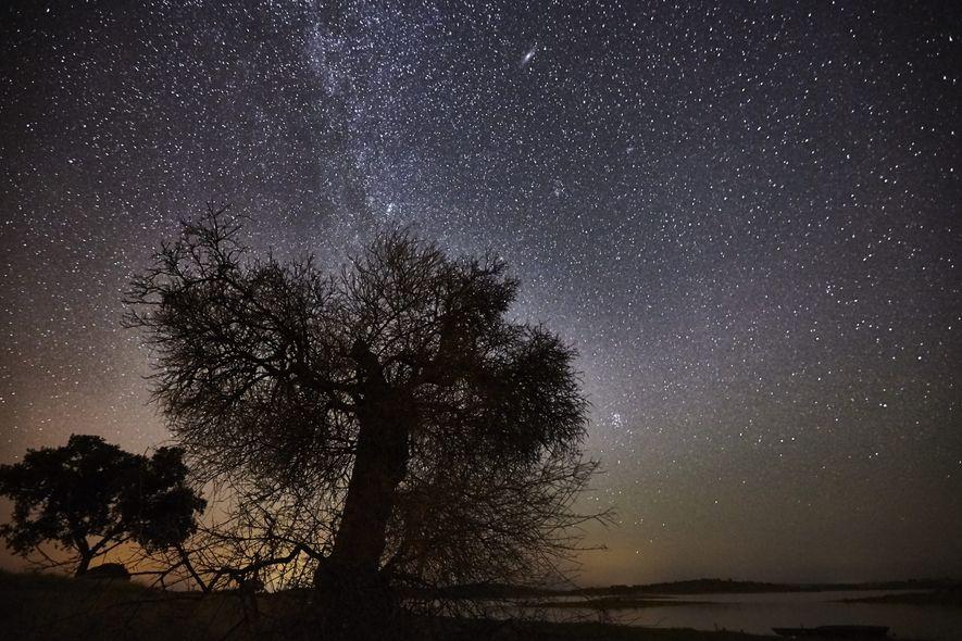 A criação da Reserva Dark Sky Alqueva veio dar um encanto ainda maior ao Alentejo e ...