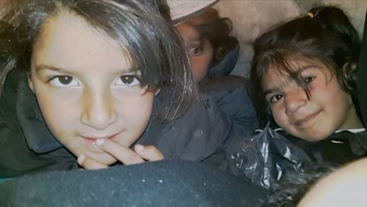 Hell On Earth: Fuga do ISIS