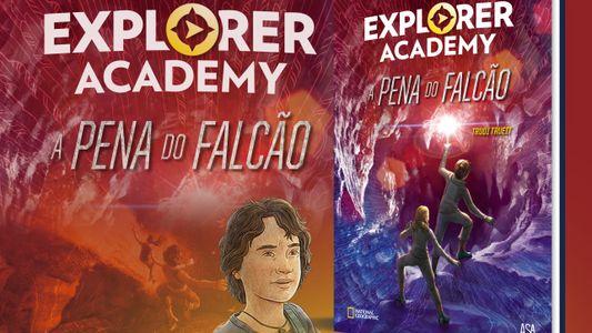 Explorer Academy – 'A Pena do Falcão'