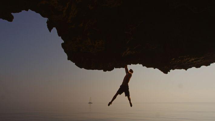 Escalada Impressionante no Omã