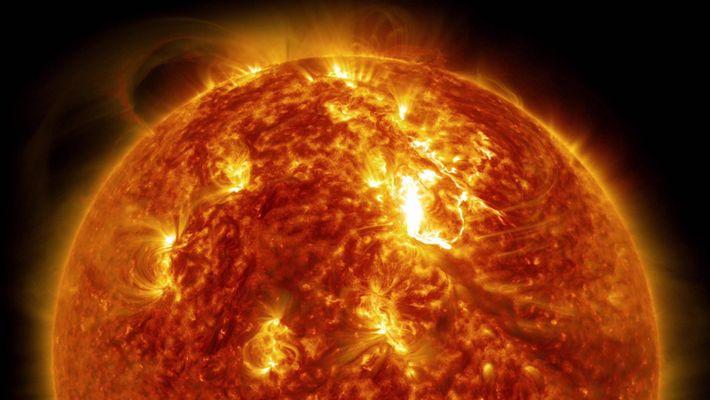 Factos sobre o Sol