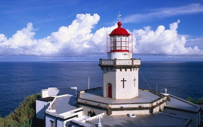 Farol do Arnel, Nordeste - Ilha de São Miguel.