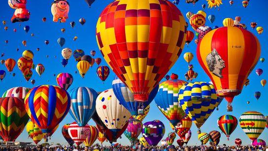 Festival Balões de Ar Quente