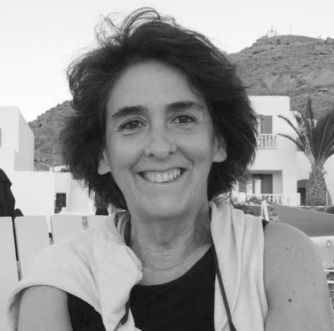 Paula Sobral, fundadora e Presidente da Associação Portuguesa do Lixo Marinho
