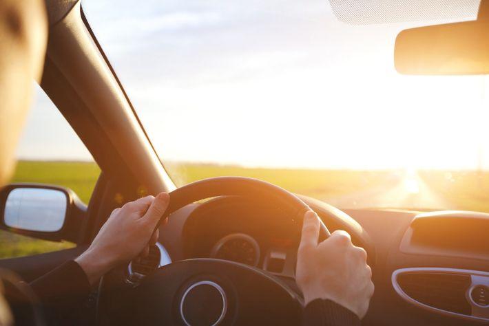 A visão é um dos sentidos mais importantes na condução. É fundamental ver bem para  distinguir ...