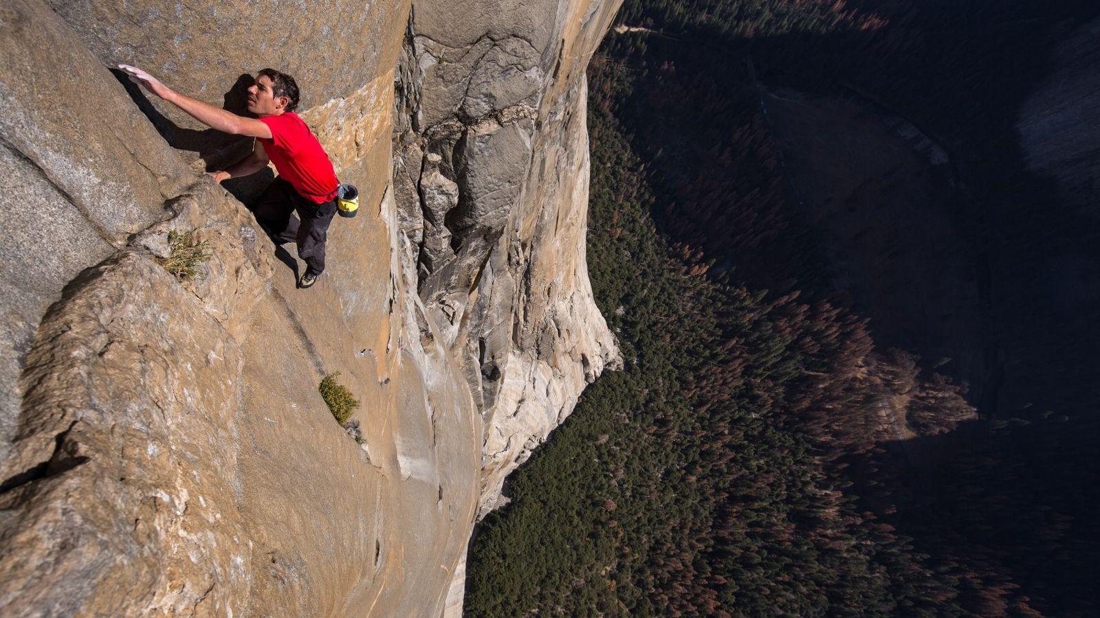 Free Solo é um dos mais aclamados documentários de sempre da National Geographic