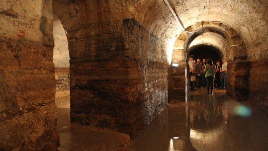 Em Lisboa...Sê Romano: Galerias Romanas da Rua da Prata