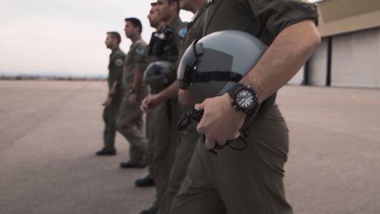 As 3500 vidas Salvas pela Esquadra 751, Celebradas Pela G-SHOCK