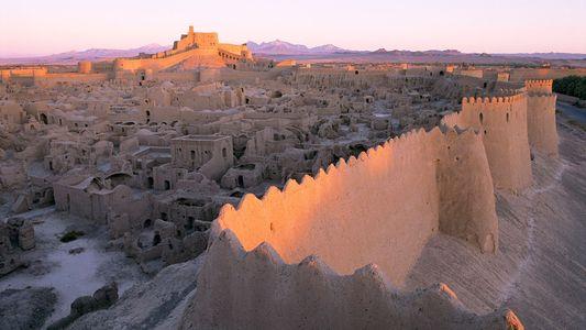 Esta Antiga Cidade no Irão Parece um Castelo de Areia Gigante
