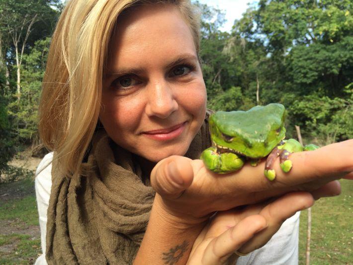 Mariana Van Zeller, jornalista premiada e correspondente da série Explorer da National Geographic