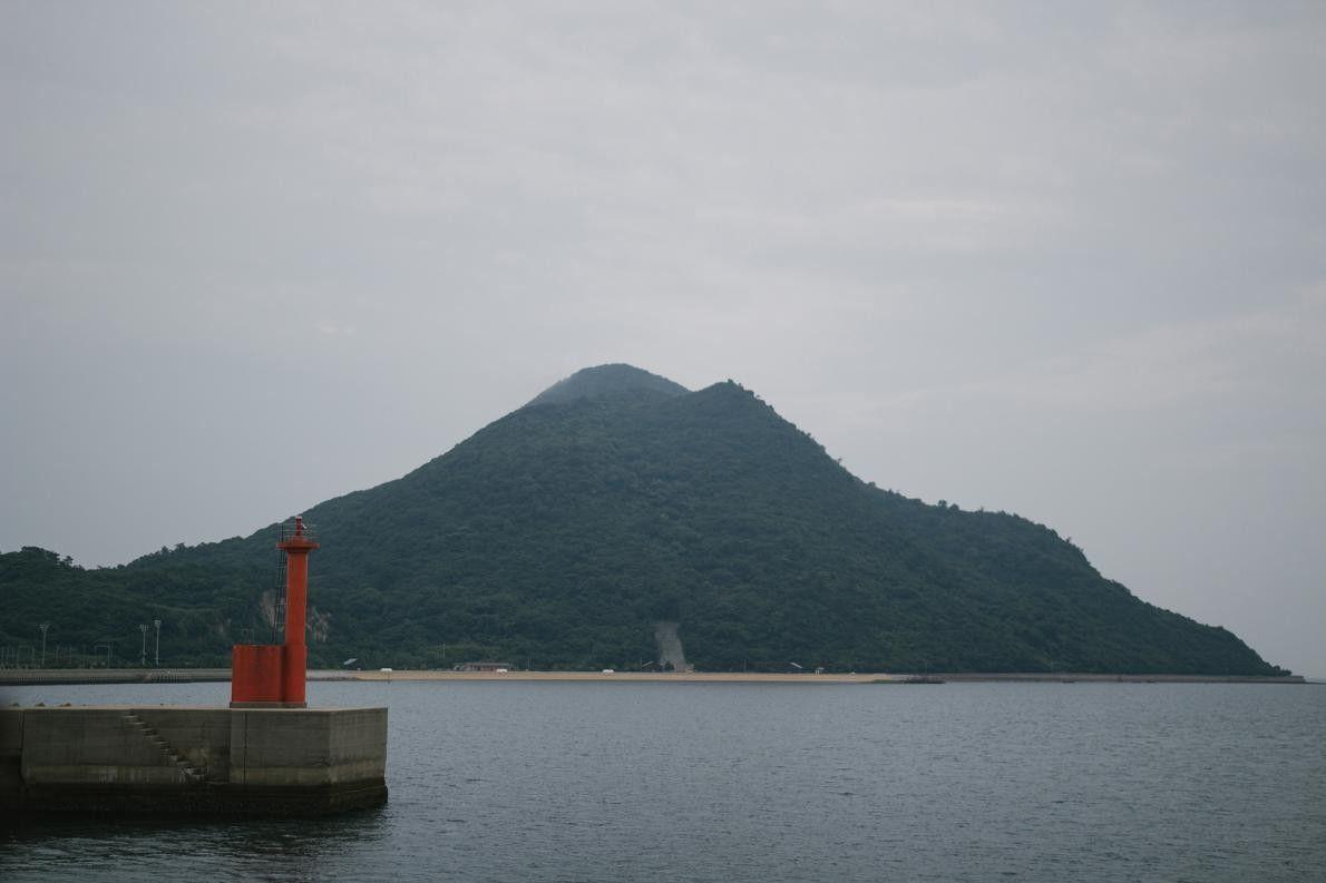 Himeshima, que significa literalmente ilha princesa