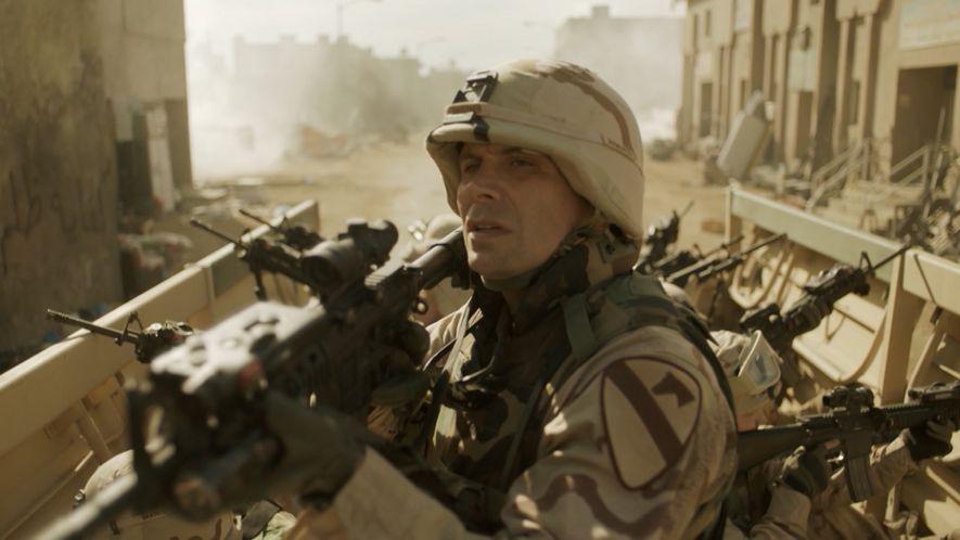 Iraque: Longe De Casa Domingo 22:30 Promo Warrior