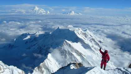 Entrevista a João Garcia, 20 Anos Após o Evereste