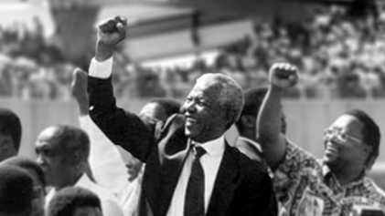 25º Aniversário da Eleição de Nelson Mandela
