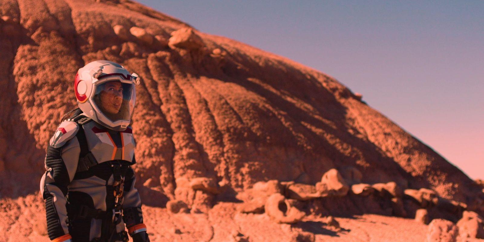 Só Há uma Forma da Humanidade Sobreviver: Ir Para Marte.