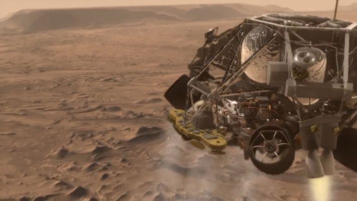 Mars BigThinker LandingSafely