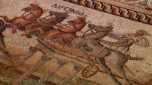 Descoberto Raro Mosaico da Era Romana no Chipre