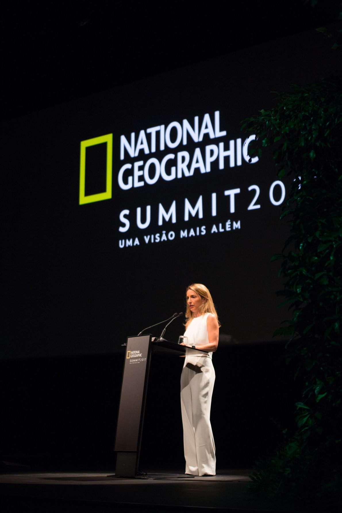 National Geographic Summit 2017