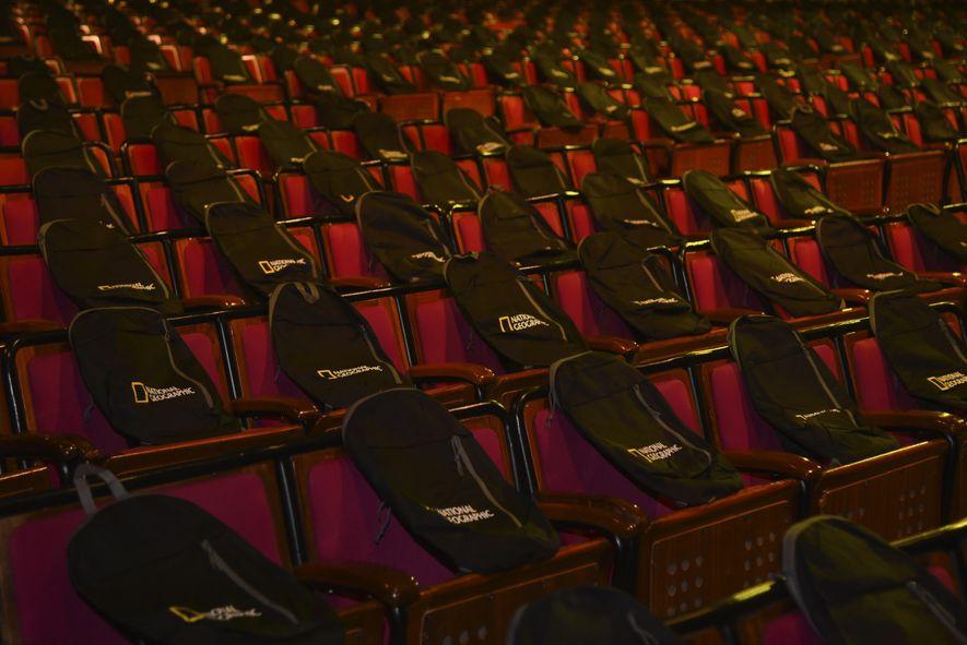 Cadeiras do Coliseu dos Recreios