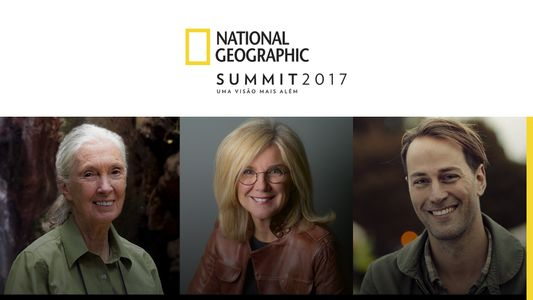 A National Geographic Summit Traz a Lisboa Jane Goodall, Jodi Cobb e  Tristram Stuart