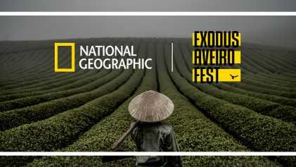 National Geographic Exodus Aveiro Fest 2019
