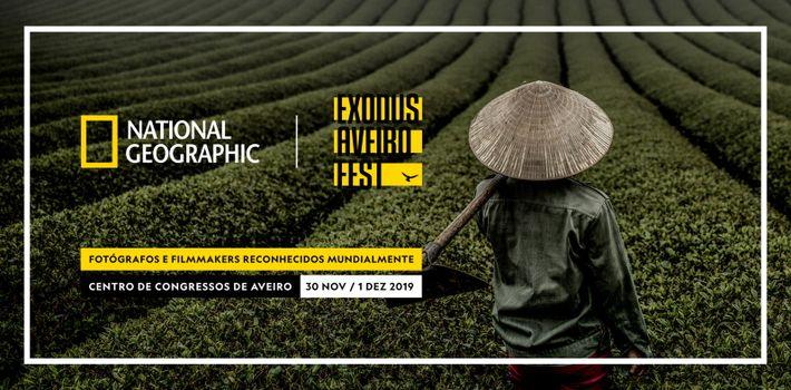 O festival regressa a 30 de novembro de 2019 à cidade de Aveiro com alguns dos ...