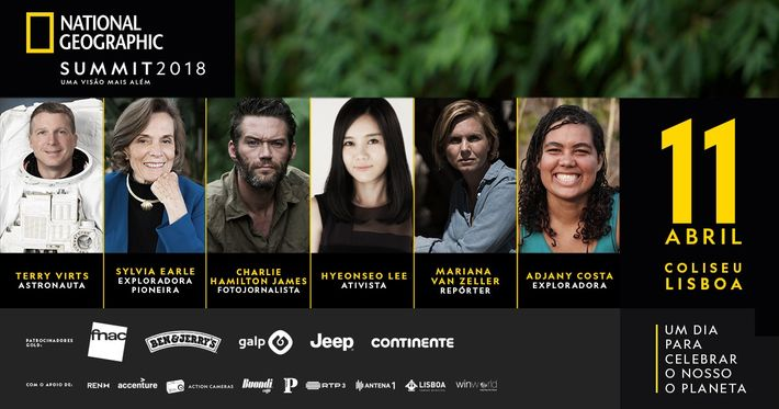 Vem aí o National Geographic Summit 2018