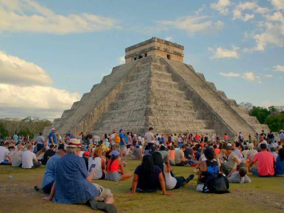 Equinócio: Kukulcán Desce à Terra