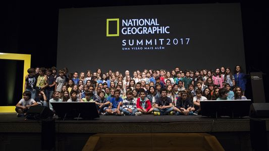 O 2º Dia do National Geographic Summit em Fotografias
