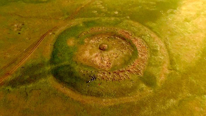 Veja o Enorme Altar Construído Há 3,000 Anos Por Adoradores do Sol